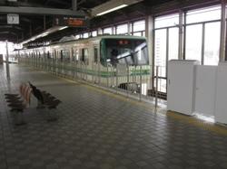 仙台市地下鉄・富沢行き