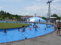 仙台ハイランドのプール